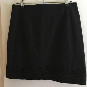 Loft A-Line Skirt, Size 10.